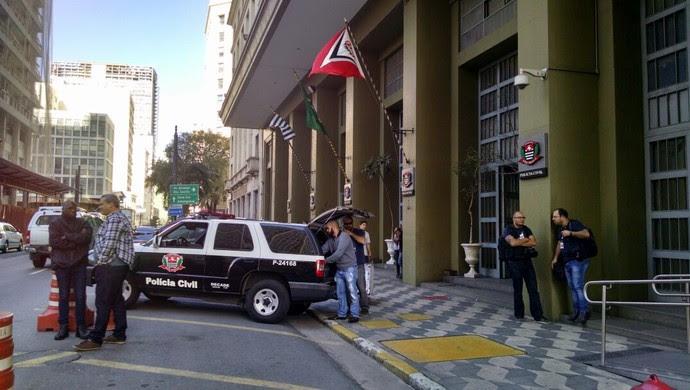 Delegacia da Policia Civil de São Paulo (Foto: Leonardo Lourenço)