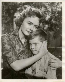 Donna Reed and Charles Herbert - The Donna Reed Show