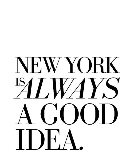 Quotes About I Love New York 165 Quotes
