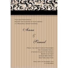 115 best Wedding Invitations images on Pinterest