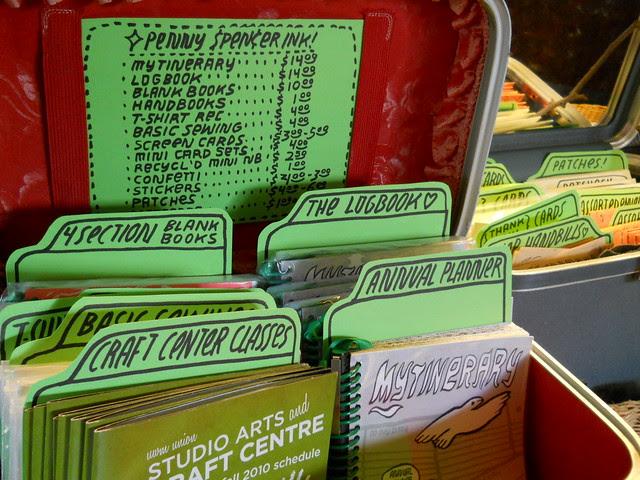 PENNY SPENCER!: Feeling Organized!