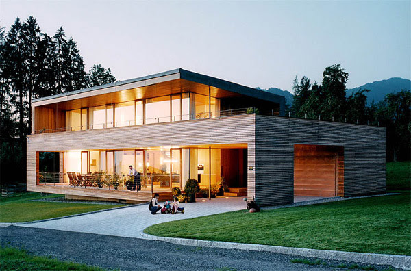 Timber Houses | Modern House Designs