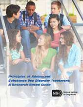 Principles of Adolescent Substance Use Disorder Treatment: A Research-Based Guide Cover