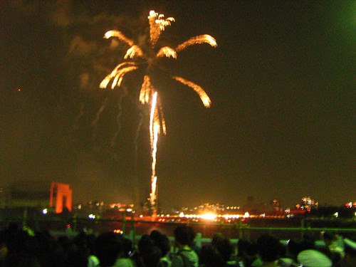 The 31st Sumida River Fireworks! 4