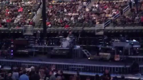 Wrecking Ball tour 10/27/2012