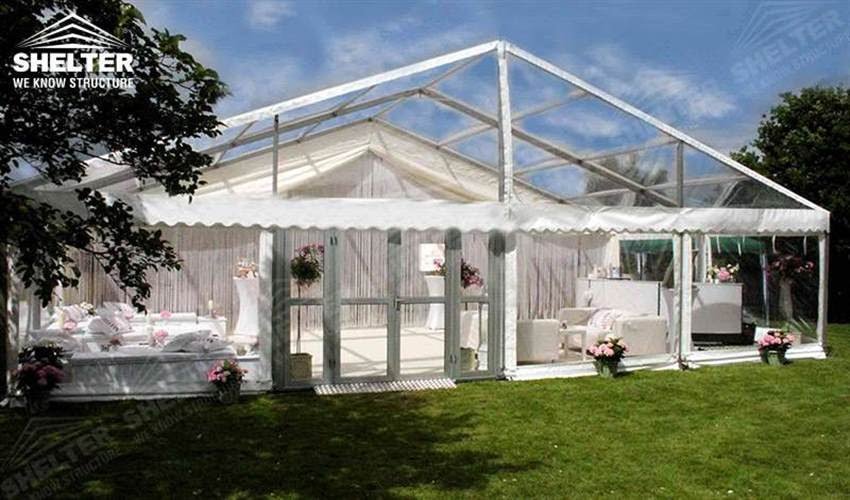 30 X 20 Frame Tent For Island Wedding Parties Marriage Marquee Sale