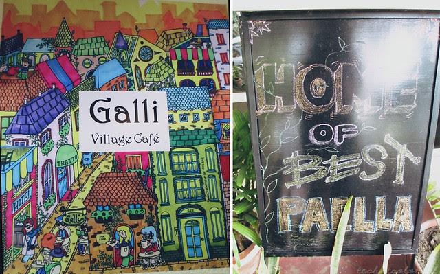 Galli Village Cafe