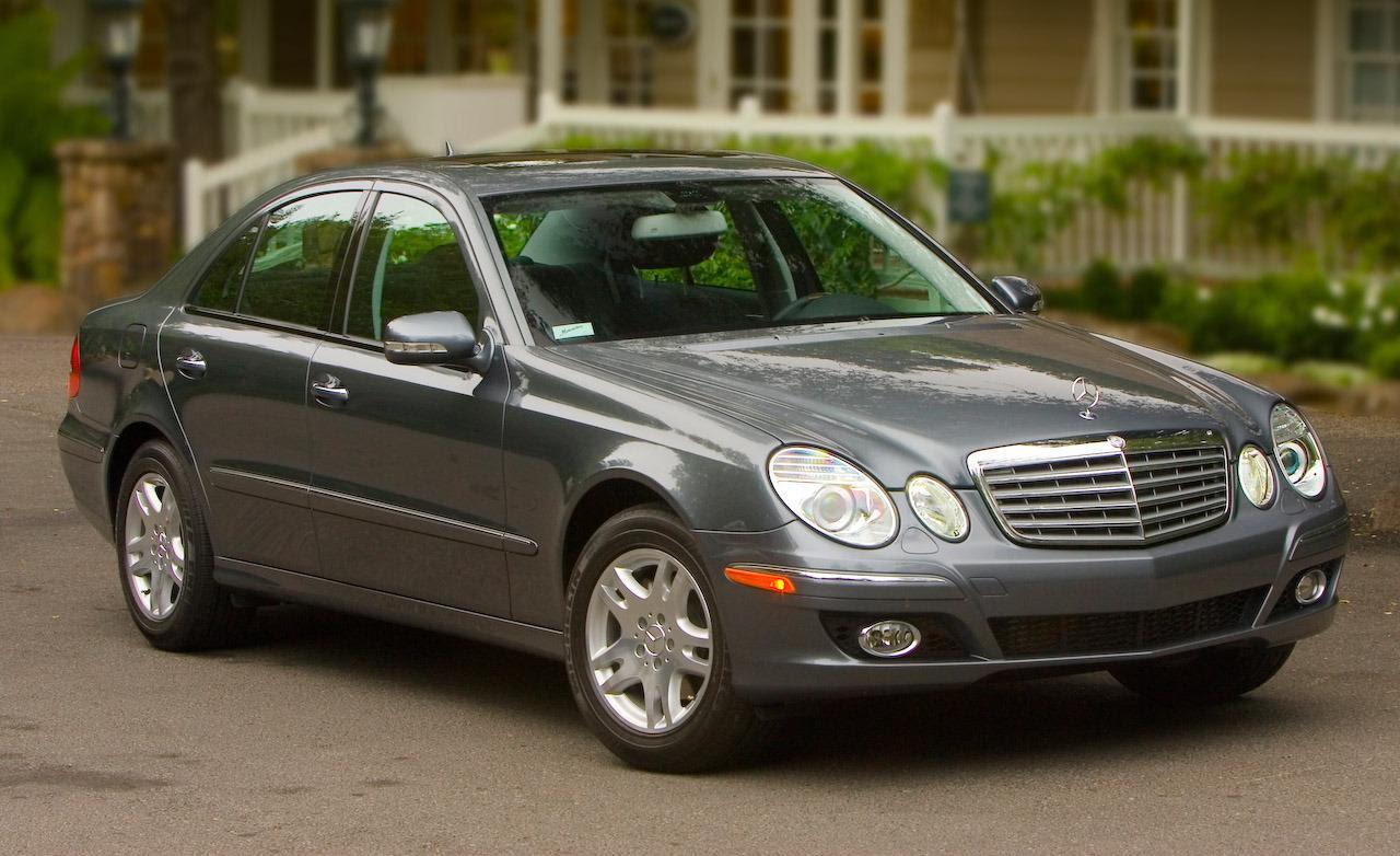 2007 Mercedes-Benz E-Class - Information and photos ...