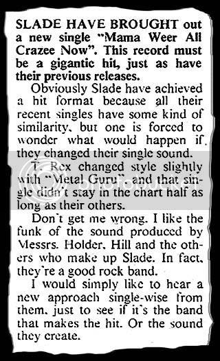 NME,Slade