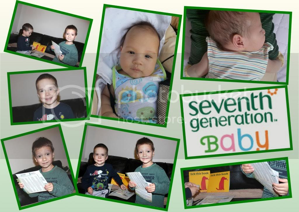 Seventh Generation Healthy Baby Party
