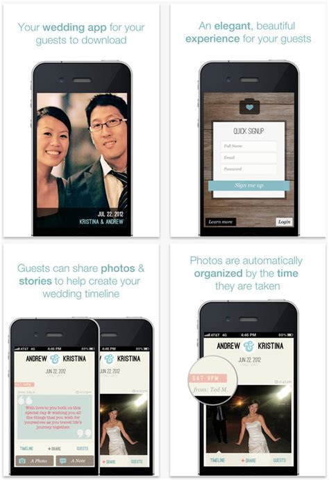 iphone   fun wedding apps!   Something Turquoise {daily