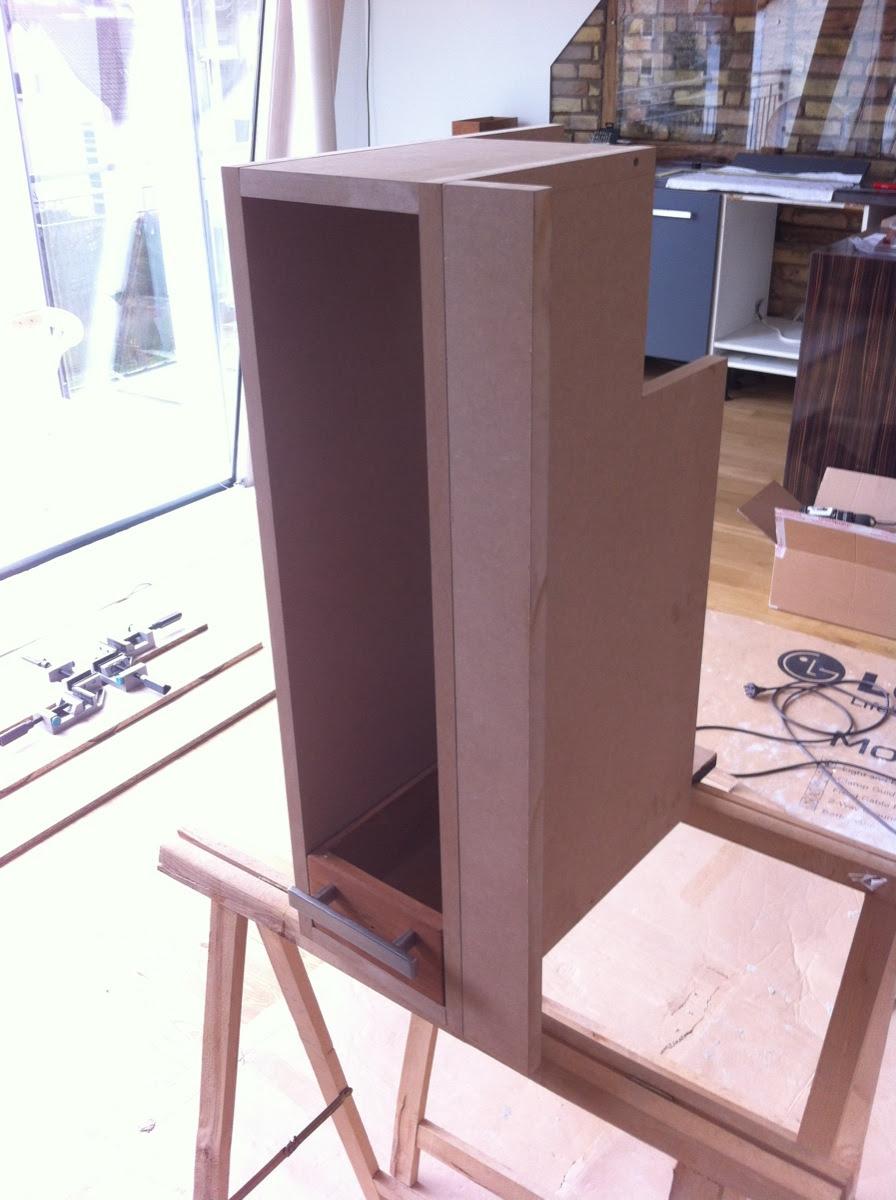 Bau eines Kuechenschraenkchens - 3