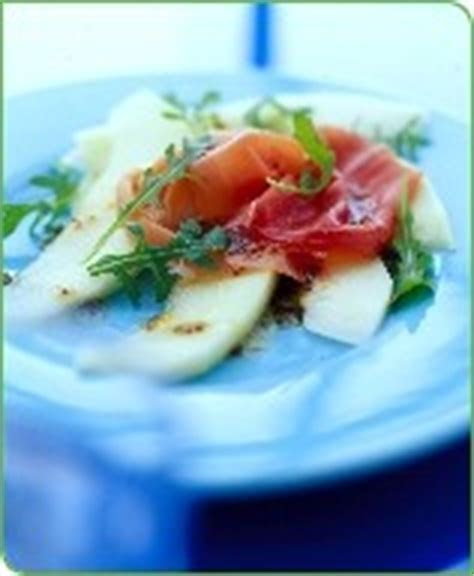 Melon with Palma Ham recipe   MyDish