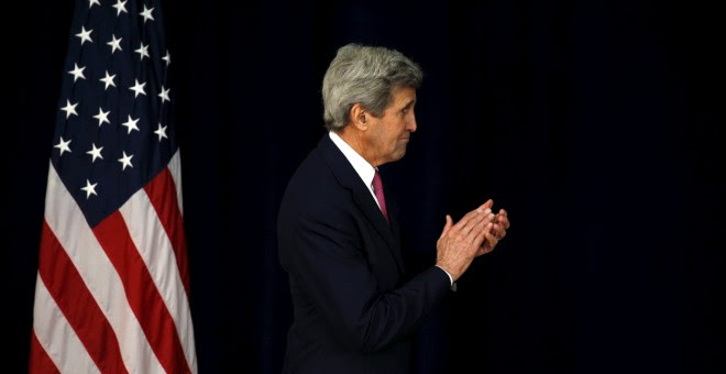El secretario de estado de Estados Unidos, John Kerry. - REUTERS
