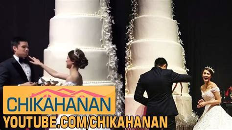 Marian Rivera and Dingdong Dantes Wedding Cake Made