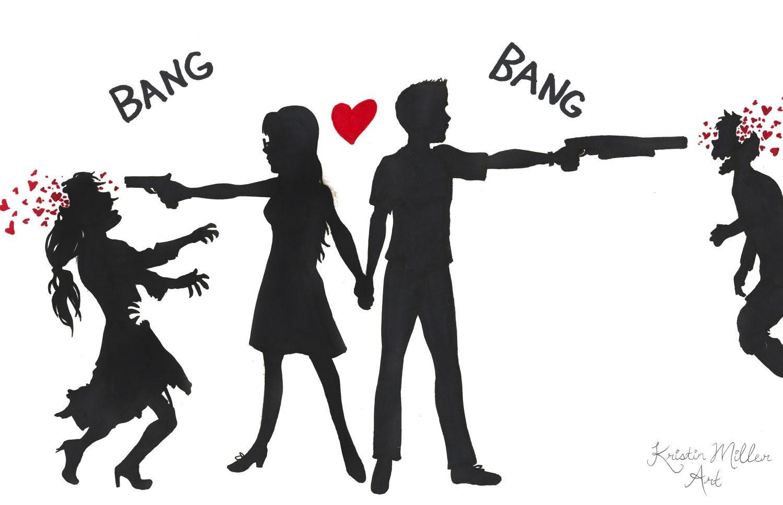 Gambar Animasi Bergerak Lucu Dan Romantis