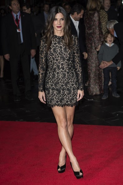 Sandra Bullock - 'Gravity' Premieres in London