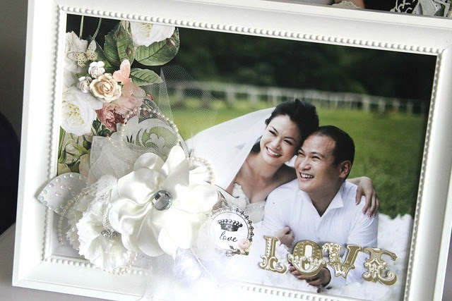 WEDDING FRAME I