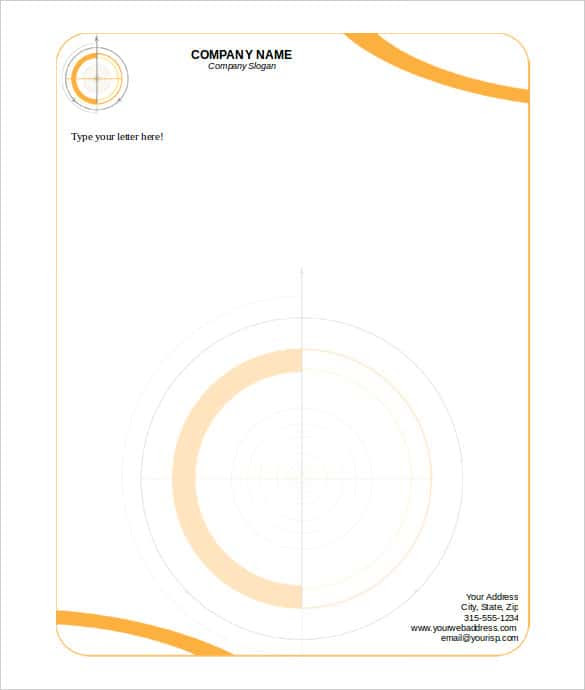 32+ Word Letterhead Templates - Free Samples, Examples, Format ...