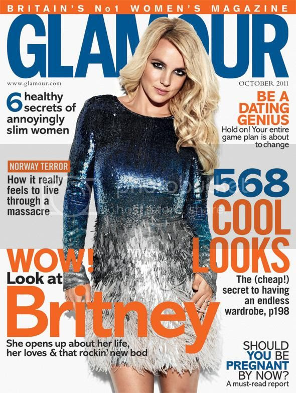 Britney Glamour