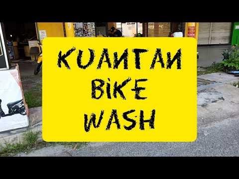 Kuantan Bike Wash | MT Kuantan