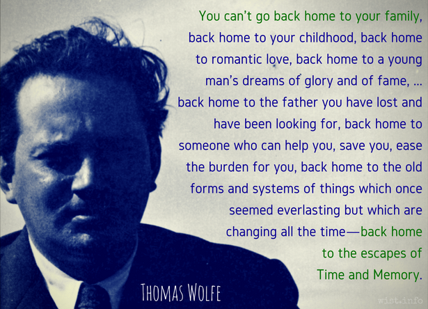 Wolfe Thomas You Cant Go Home Again Book 7 A Wind Is Rising