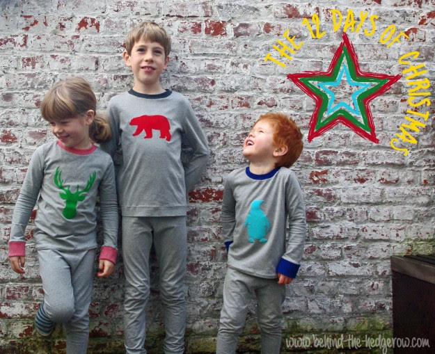 12 days of christmas sewing series // Behind the Hedgerow