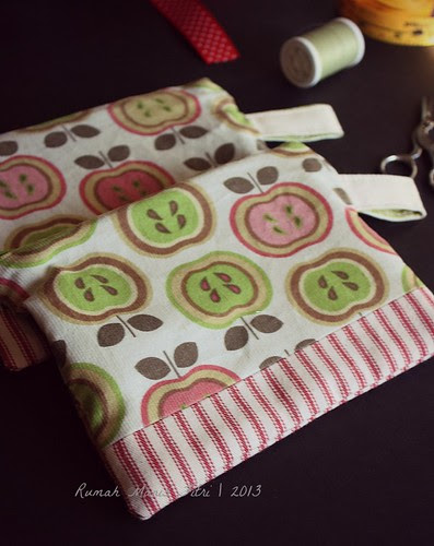 A little pouch.. by Fitri D. // Rumah Manis