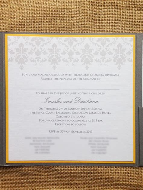Contemporary Wedding Stationery Boutique   The perfect