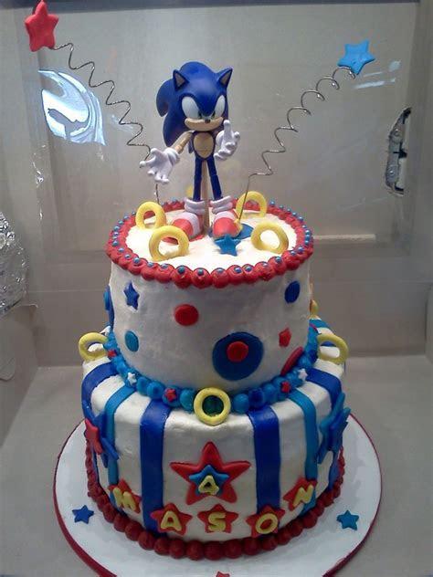 Sonic Cakes ? Decoration Ideas   Little Birthday Cakes