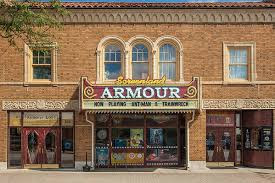 Movie Theater «Screenland Armour Theatre», reviews and photos, 408 Armour Rd, North Kansas City, MO 64116, USA