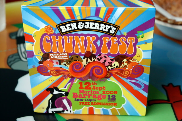 Chunk Fest is on 12 Sept at Marina Barrage