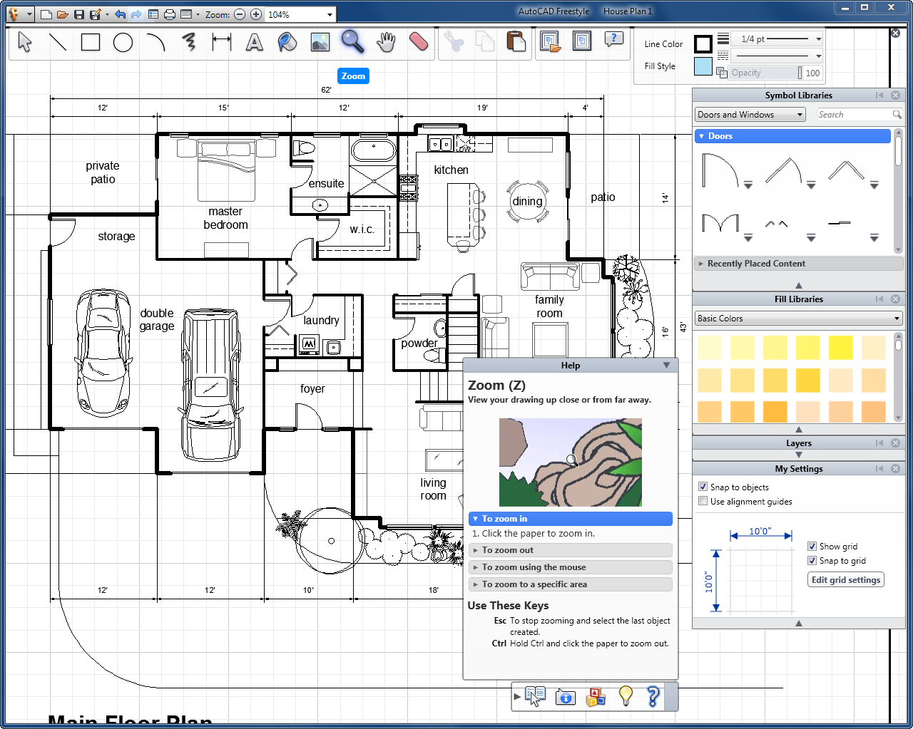 Amazon.com: AutoCAD Freestyle [Old Version]: Software