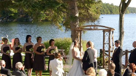 Muskoka Weddings   Muskoka Wedding Venues   Ontario