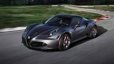 Alfa Romeo 4c Aftermarket Exhaust