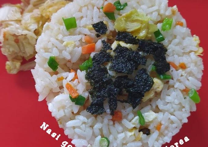 Cara Praktis Mempersiapkan Nasi Goreng ala Korea Cita Rasa Tinggi