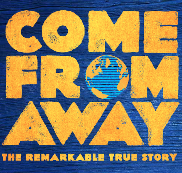 Image result for Come From Away Broadway