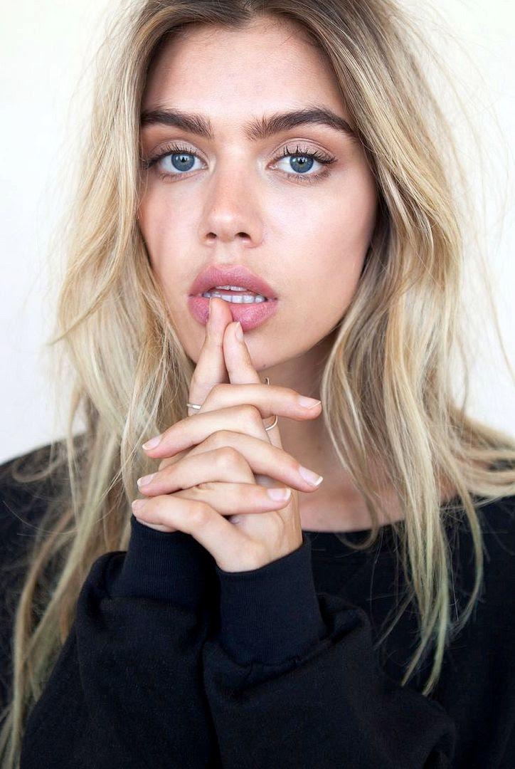 1 Le Fashion Blog Model Crush Joanna Halpin Eyebrows No Make Up Long Blond Hair Dainty Rings Beauty Via Bryan Rodner Carr photo 1-Le-Fashion-Blog-Model-Crush-Joanna-Halpin-Eyebrows-No-Make-Up-Via-Bryan-Rodner-Carr.jpg