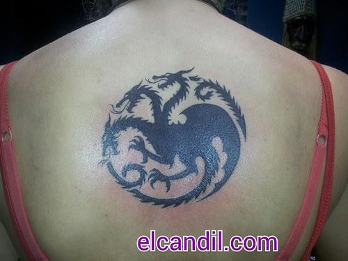 Tatuaje De Juego De Tronos A Photo On Flickriver