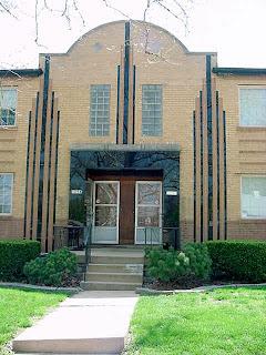 St Louis Brick Art Deco Four Family