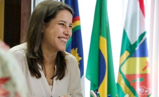 Raquel Lyra lidera com Geraldo Júlio pesquisa para as eleições 2022