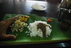 My Lunch at Dharmapuri Tamilnadu by firoze shakir photographerno1