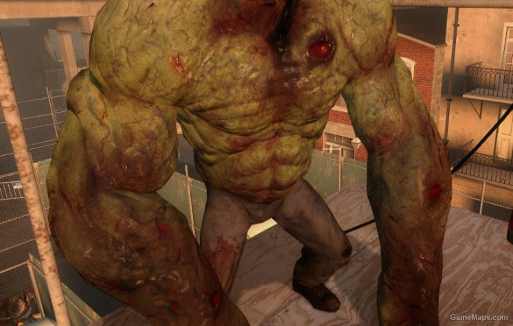 L4d2 Tank Theme Metalized V Dead 2 Gamemaps