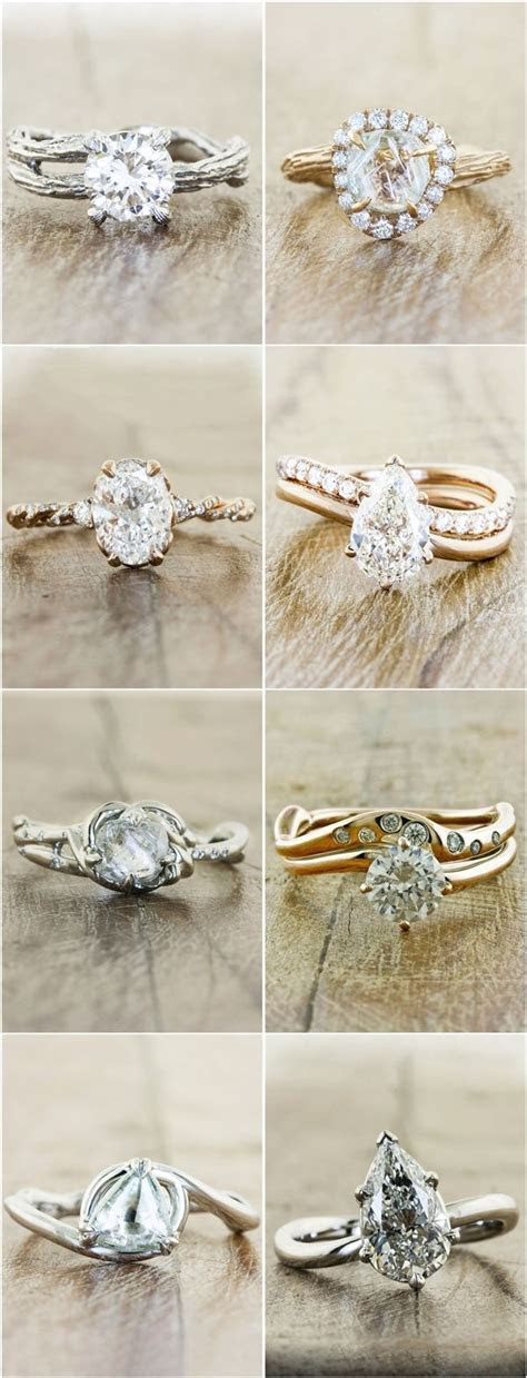 34 Charm Vintage Engagement Rings You Can Say Yes To