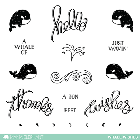 WHALE WISHES