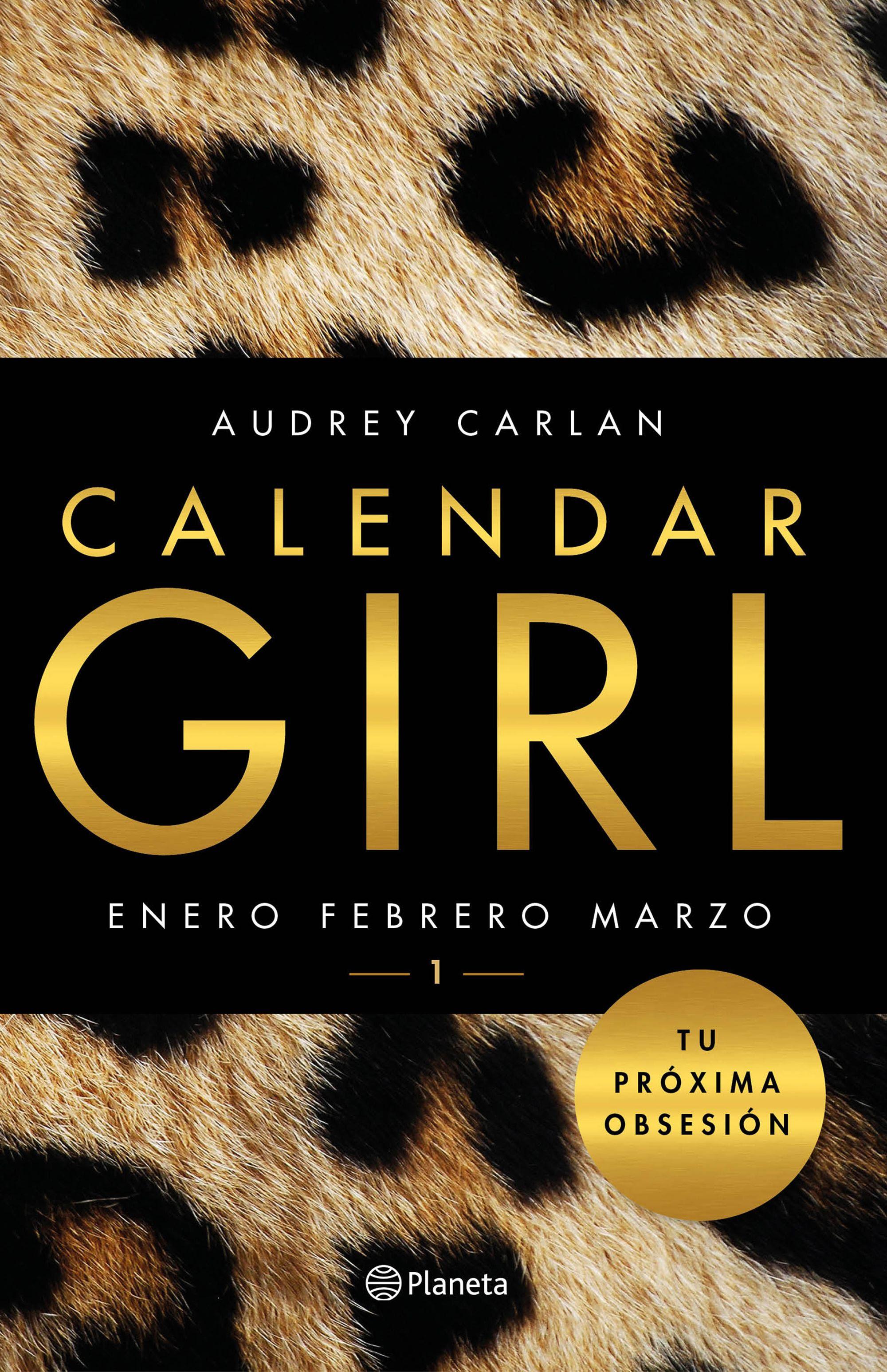 Resultado de imagen de calendar girl libro