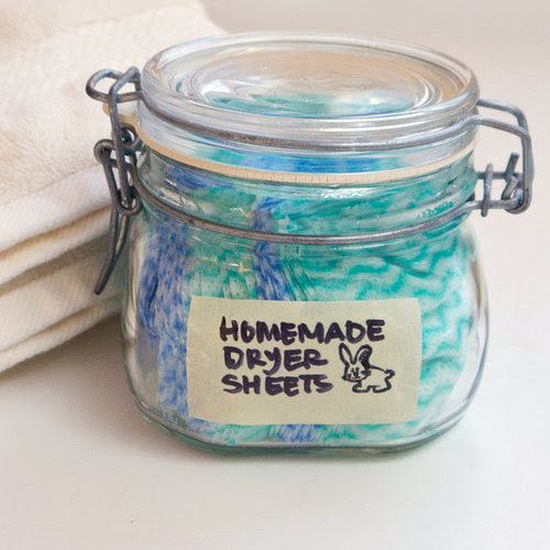 http://www.popsugar.com/smart-living/Homemade-Dryer-Sheets-27044025
