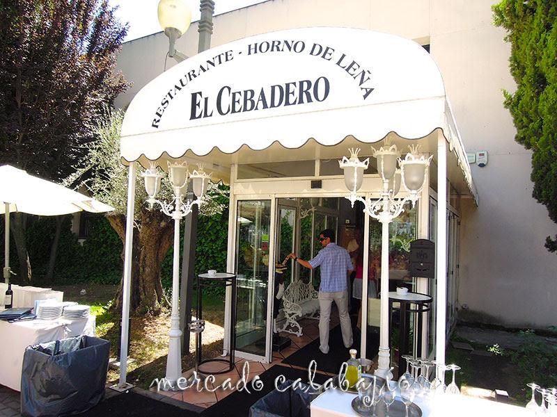RESTAURANTE CEBADERO I