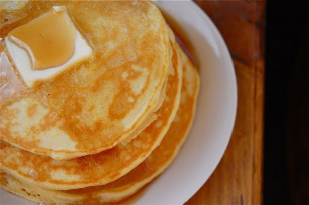 simple sweet pancake recipe
