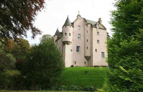 15th century castle, Inverurie, Aberdeen, Scotland